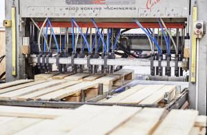 puidust kaubaaluste tootmine ja müük