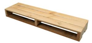 Erimõõdus puidust kaubaalus