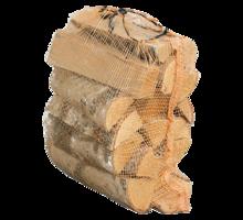 Firewood alder 40L net bag